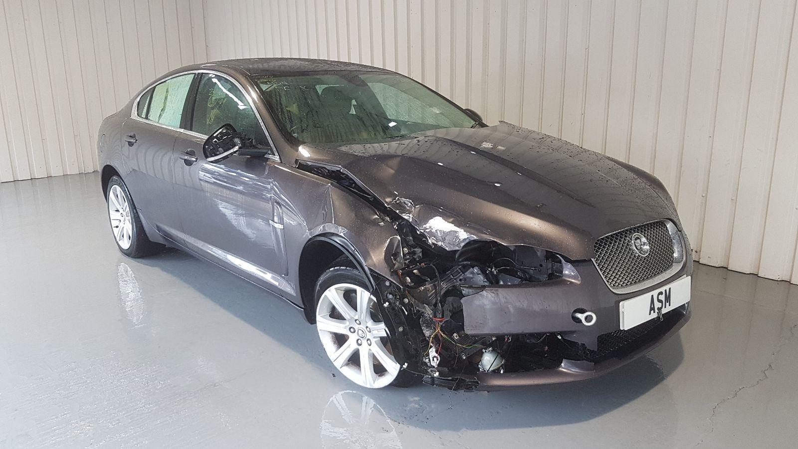 Image for a Jaguar Xf 2009 4 Door Saloon