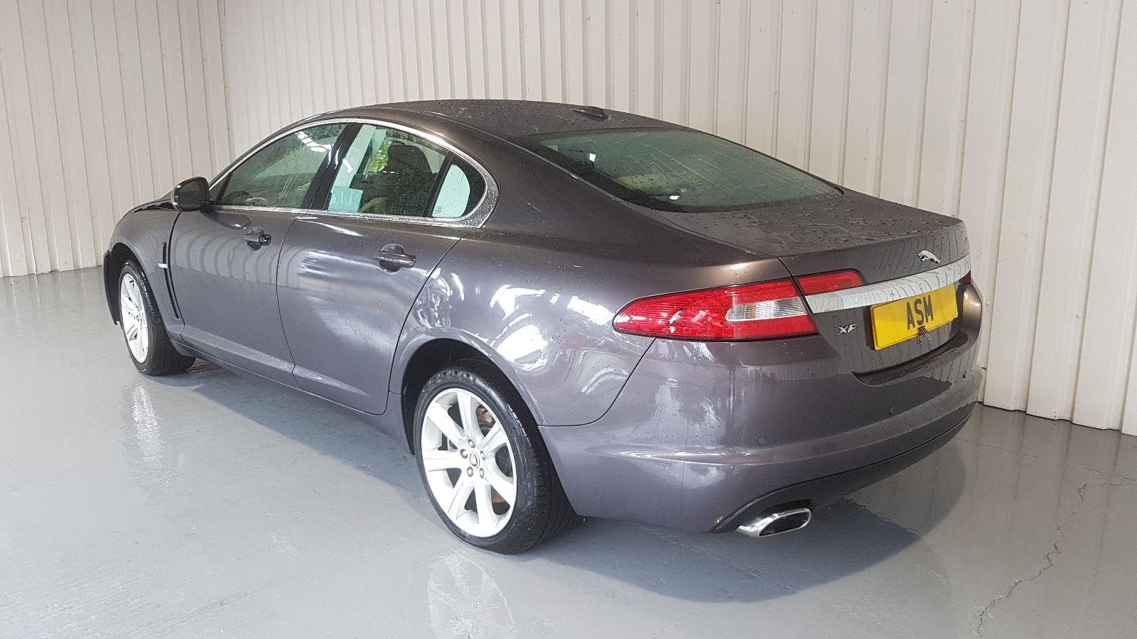 View Auto part Jaguar Xf 2009 4 Door Saloon