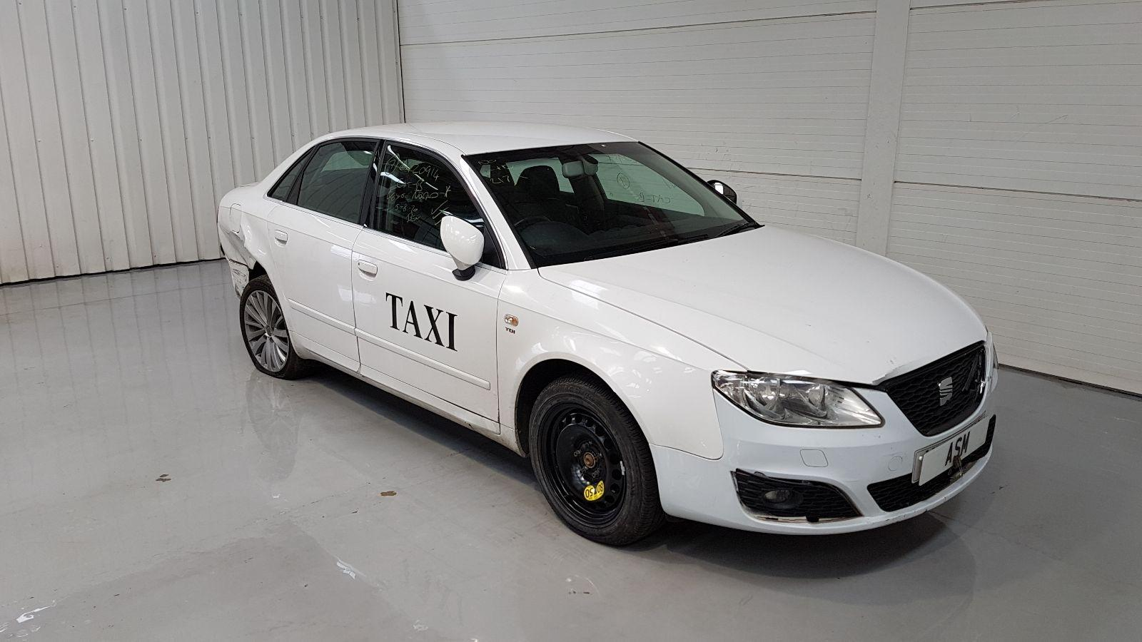 Image for a Seat Exeo 2012 4 Door Saloon