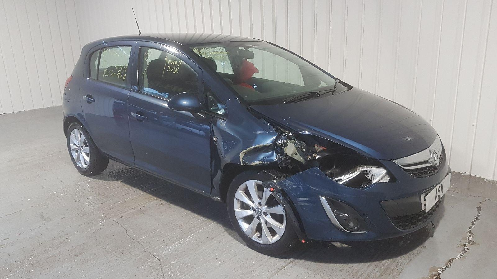 Image for a Vauxhall Corsa 2012 5 Door Hatchback