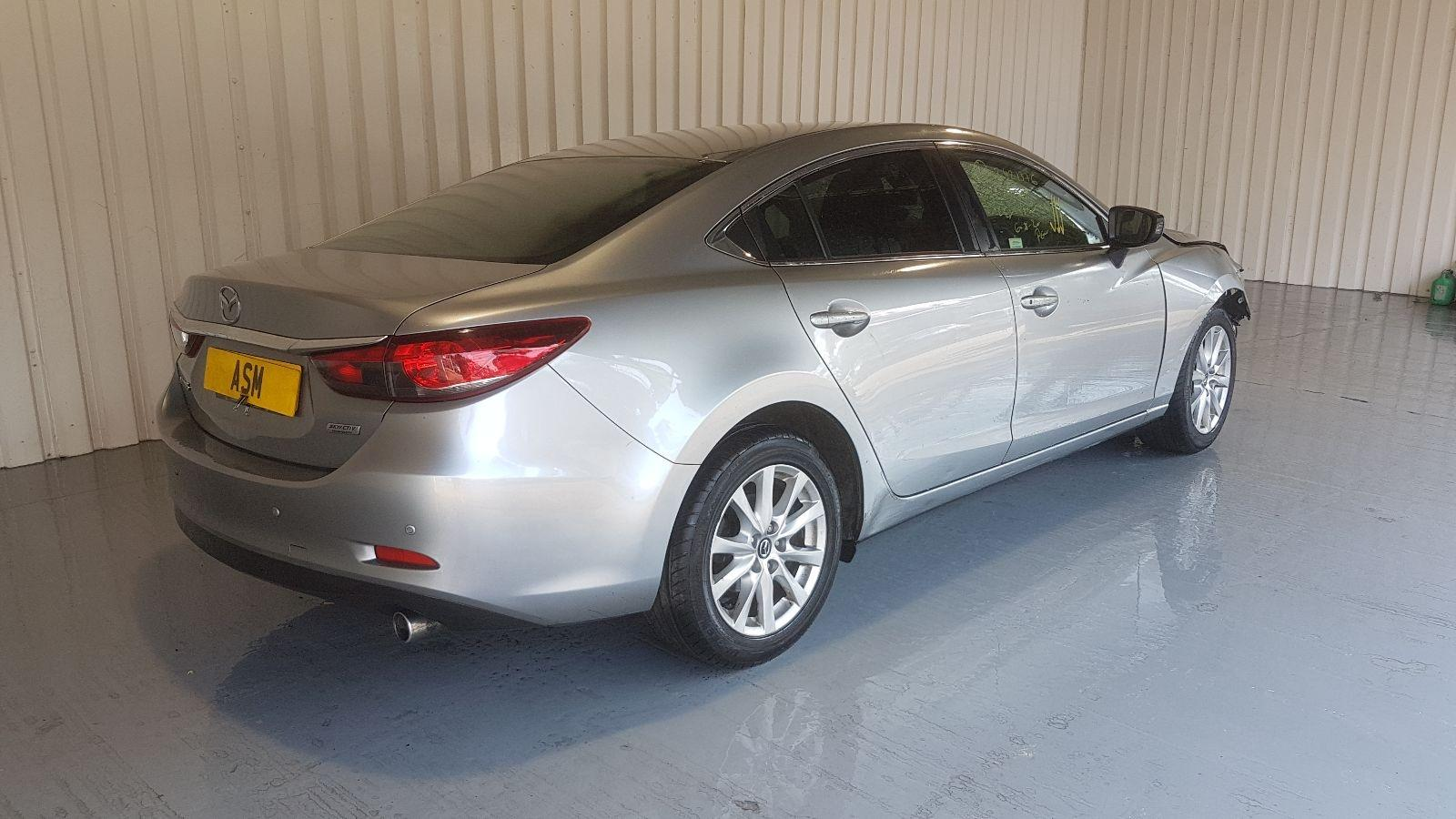 View Auto part Mazda 6 2013 4 Door Saloon