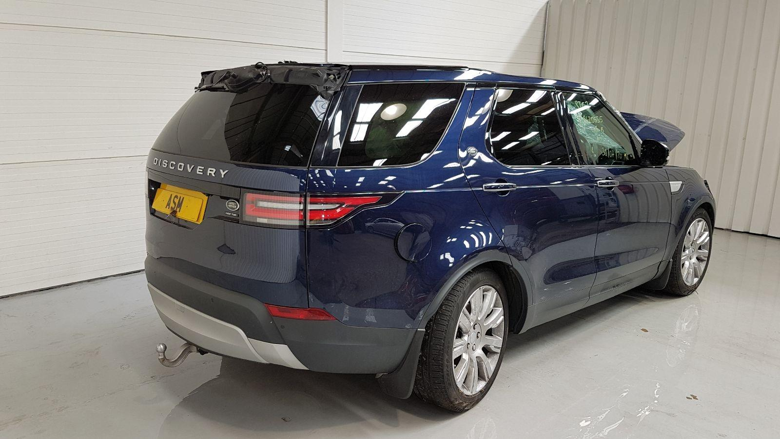 View Auto part Land Rover Discovery 2017 5 Door Estate