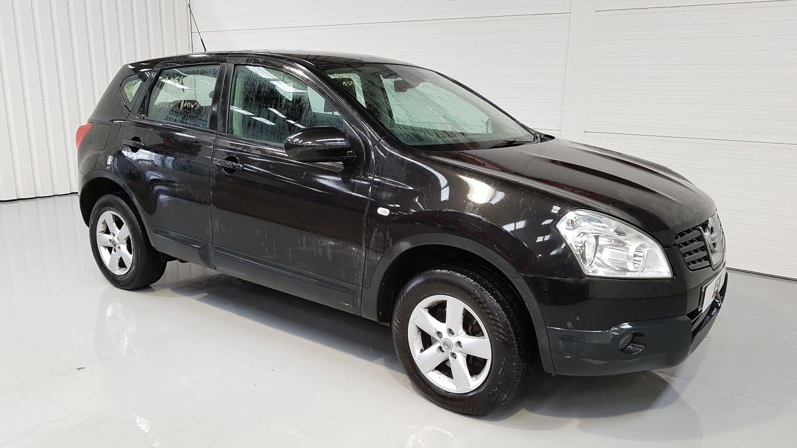View Auto part Nissan Qashqai 2007 5 Door Hatchback