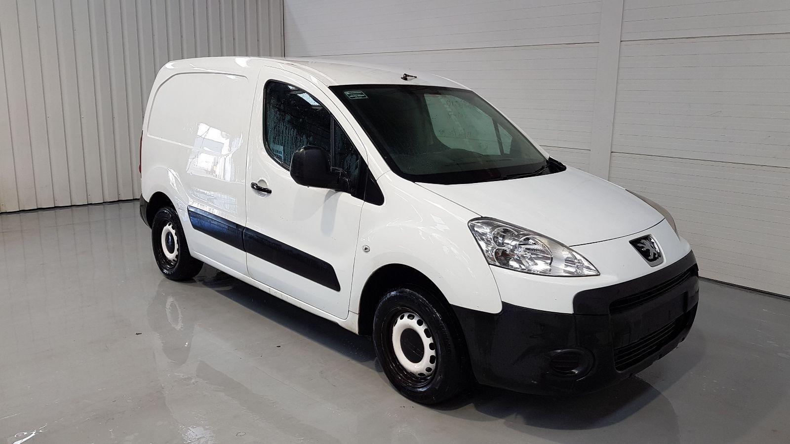 Image for a Peugeot Partner 2009 Unknown Van