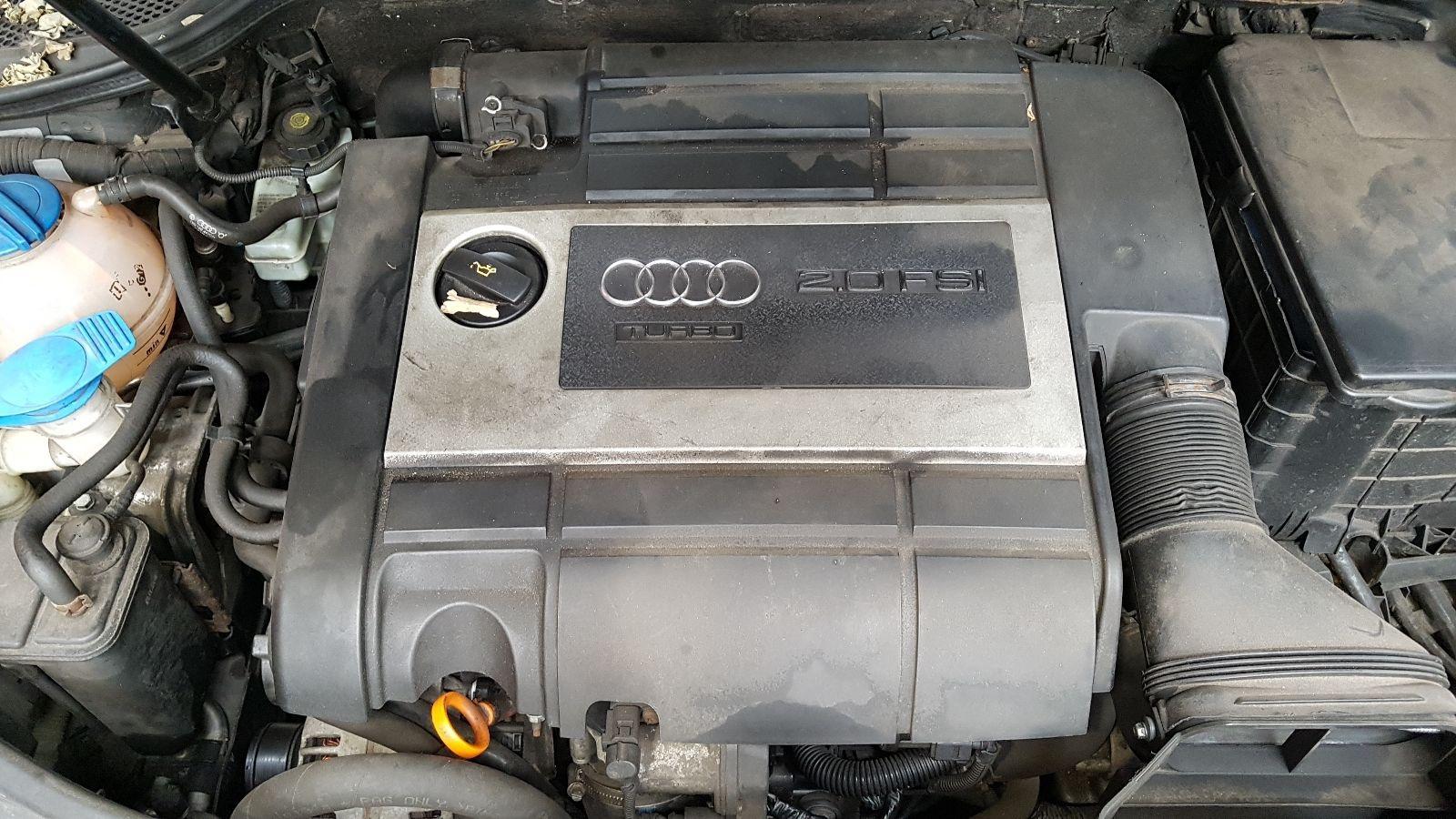 View Auto part Fuel Filler Flap Audi A3 2005