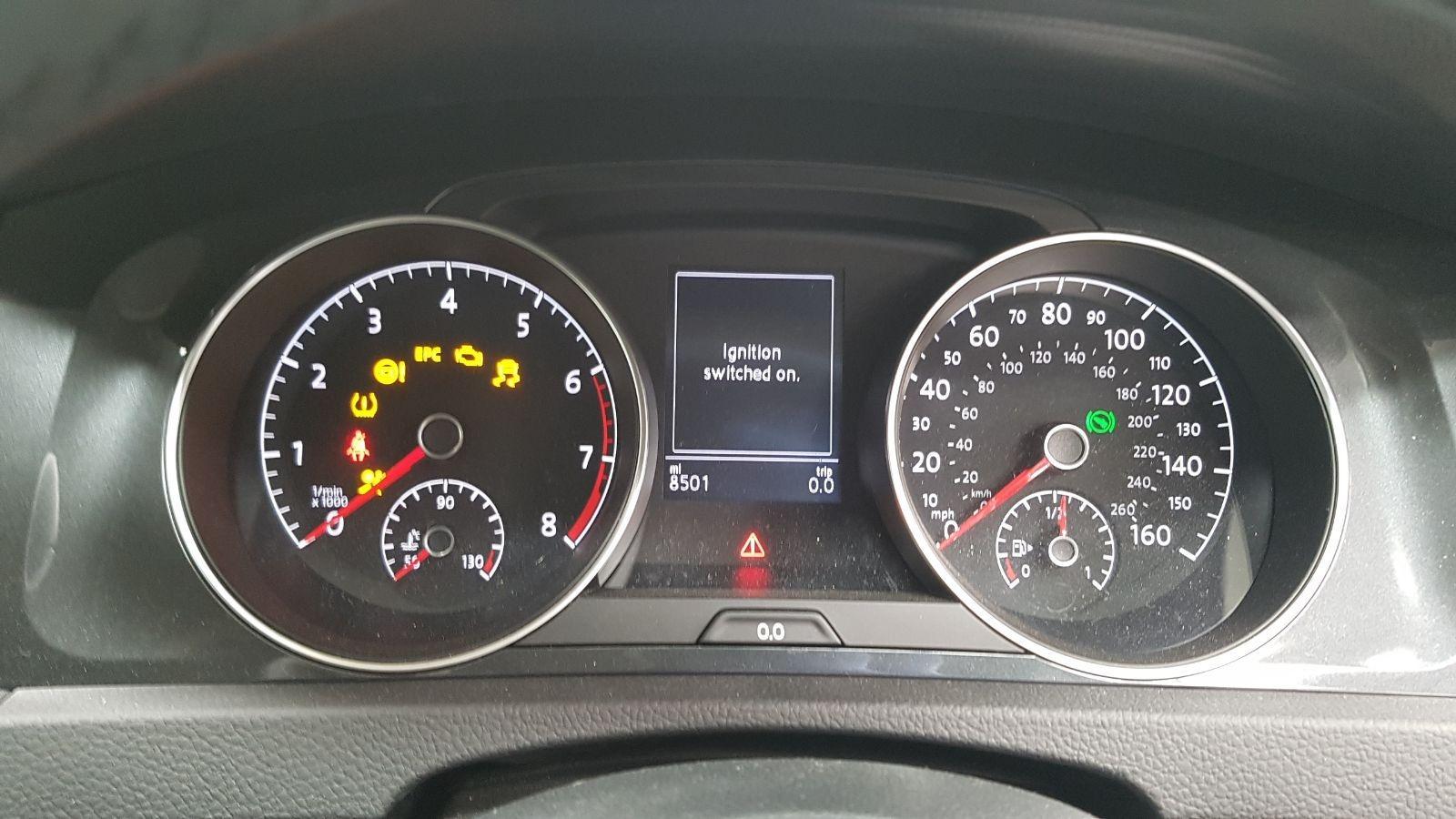 View Auto part Volkswagen Golf 2019 5 Door Hatchback