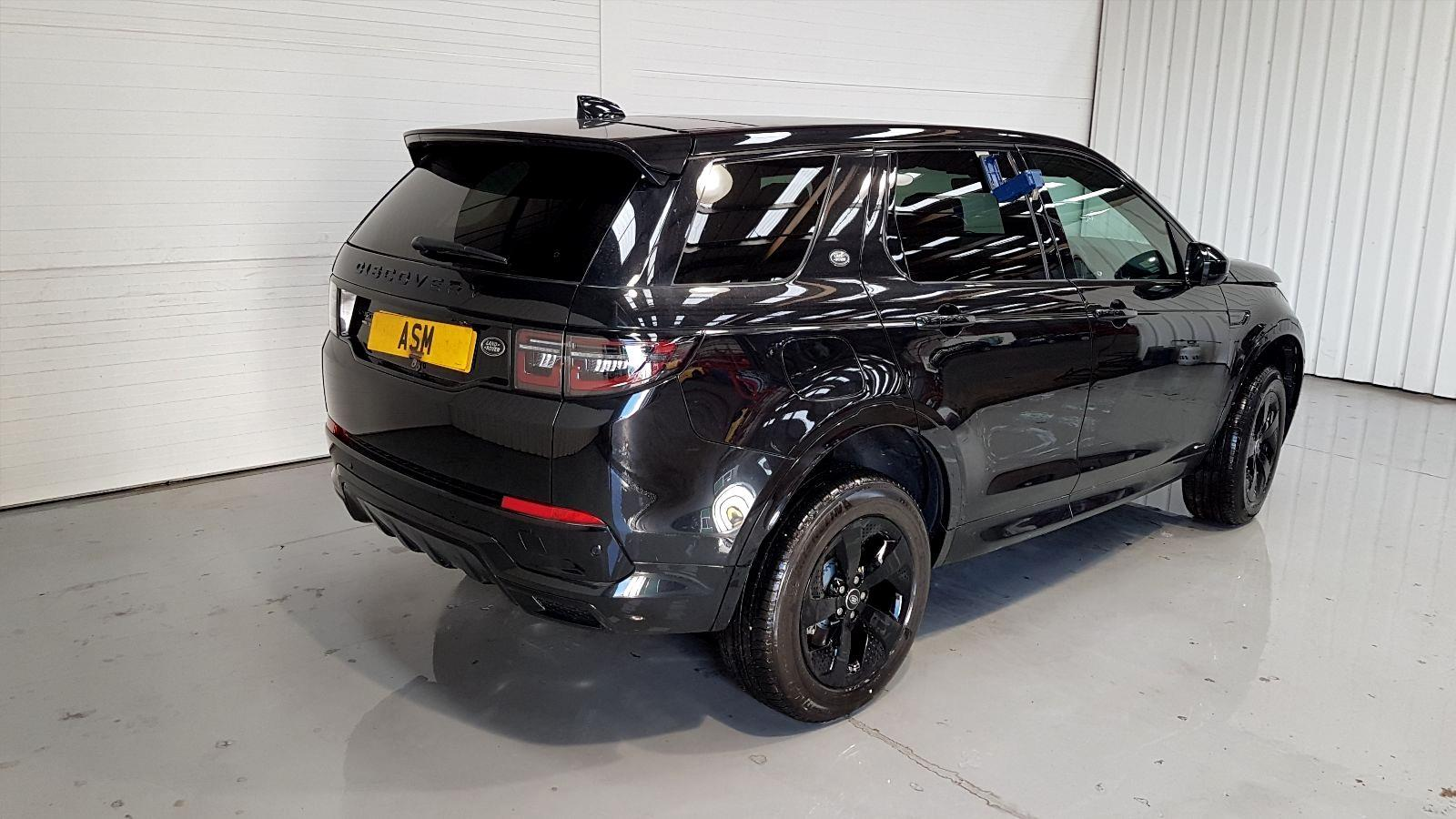 View Auto part Engine Land Rover Discovery Sport 2020