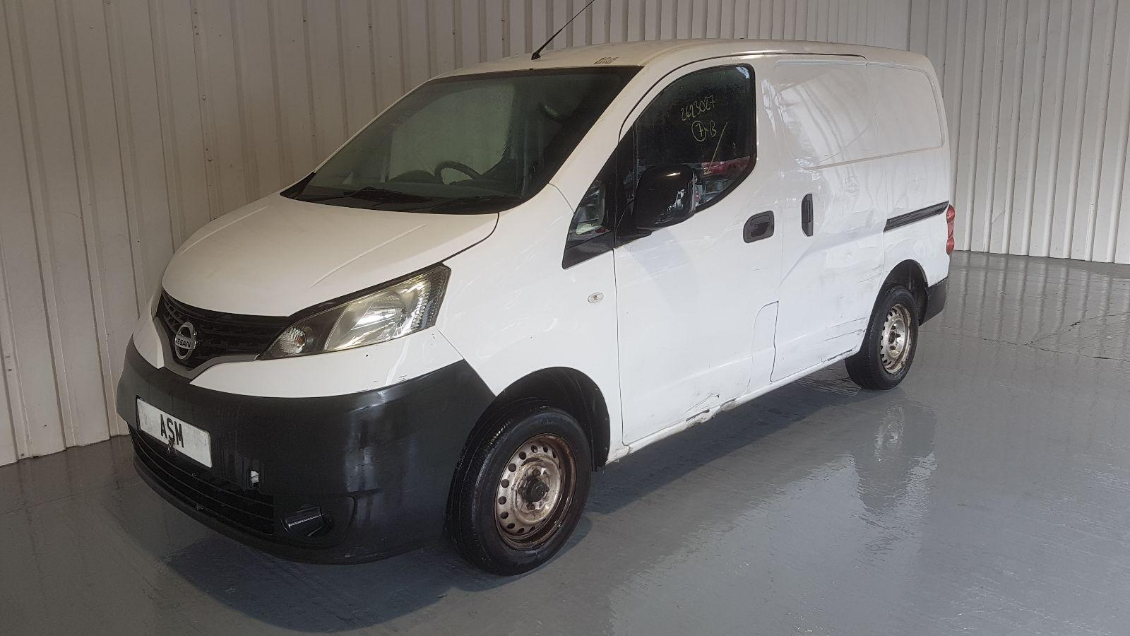 View Auto part Engine Nissan Nv200 2010