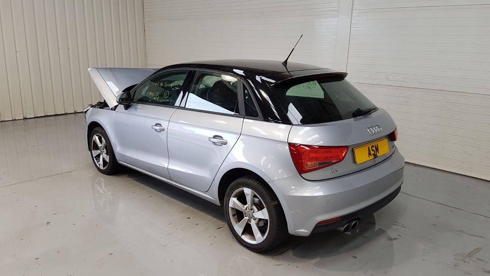 View Auto part LR Window Regulator Audi A1 2016