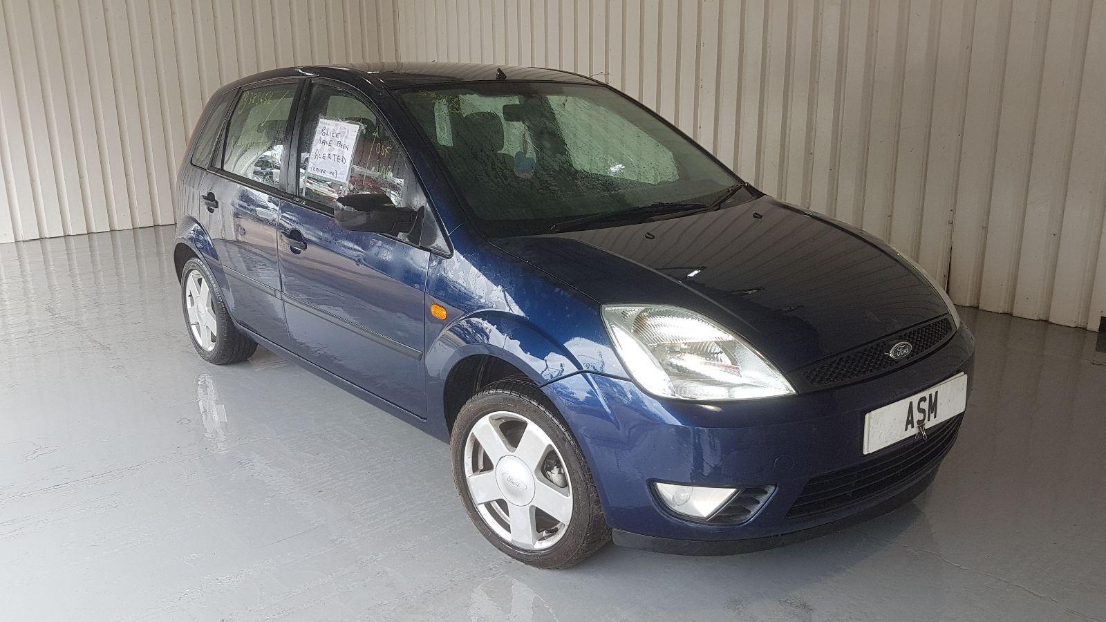 Image for a Ford Fiesta 2005 5 Door Hatchback