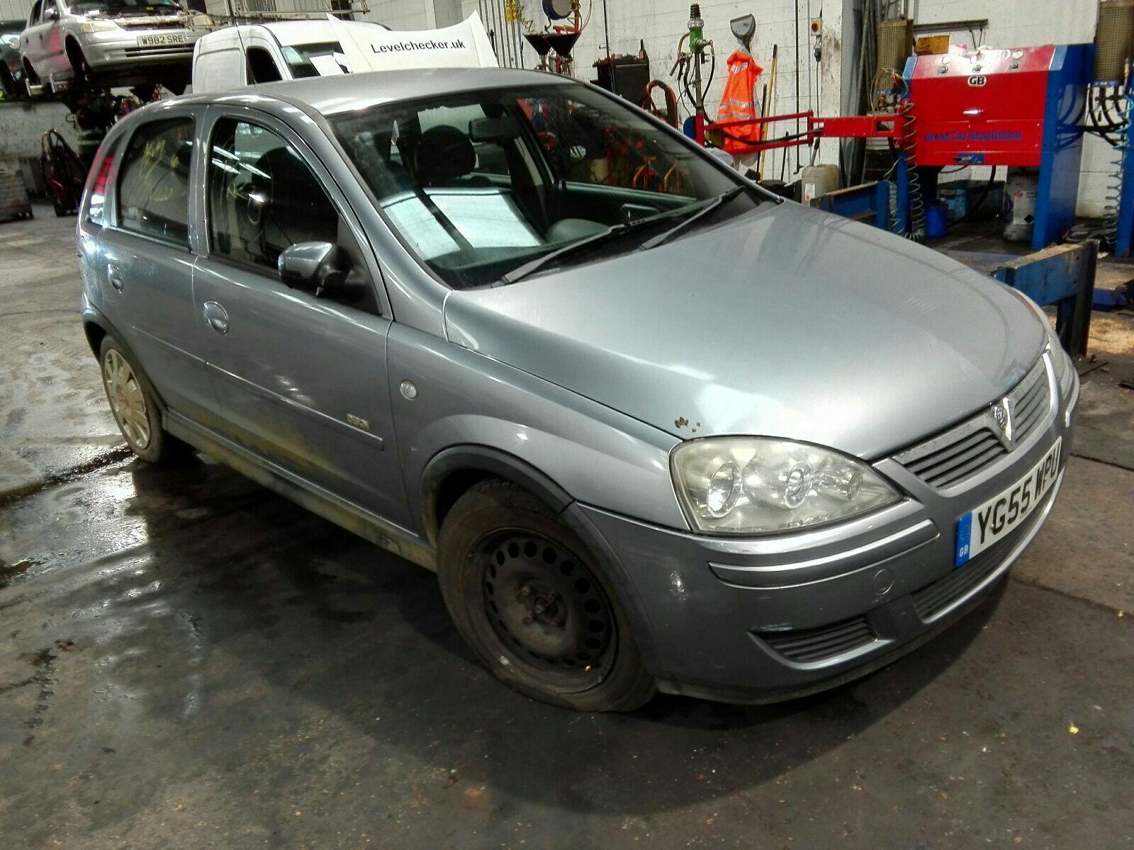 Image for a Vauxhall Corsa 2005 5 Door Hatchback