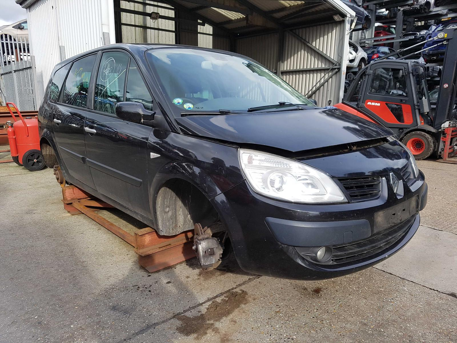 Image for a Renault Scenic 2008 5 Door Bodystyle.mpv