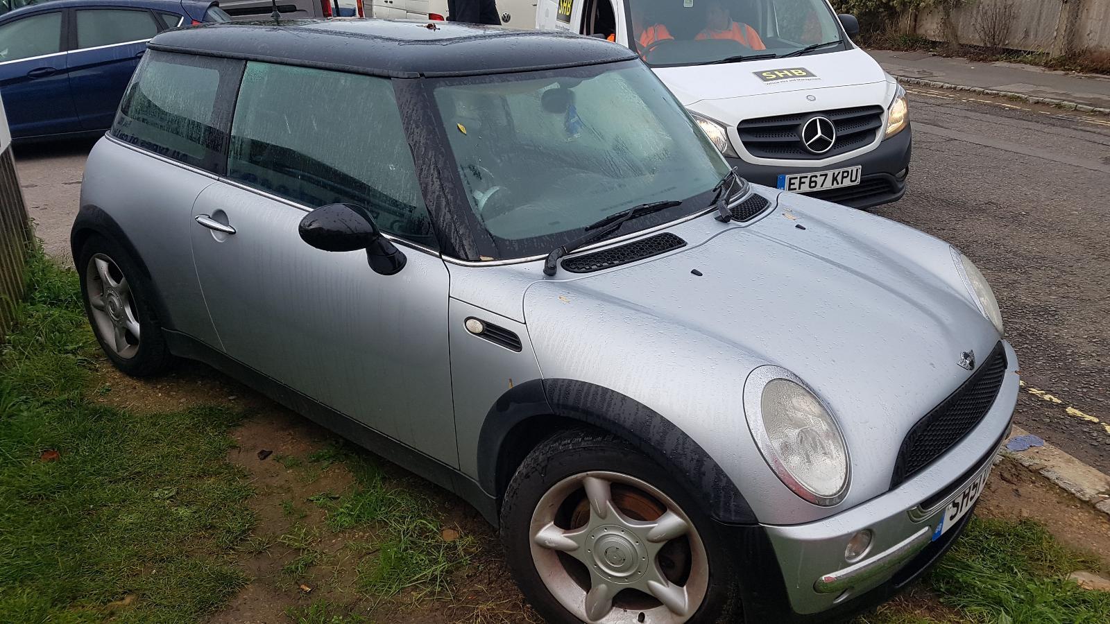 Image for a Mini (bmw) Mini 2001 3 Door Hatchback