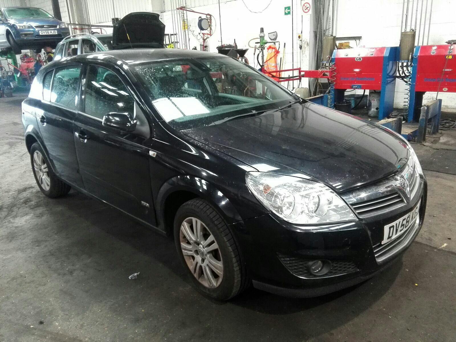 Image for a Vauxhall Astra 2008 5 Door Hatchback