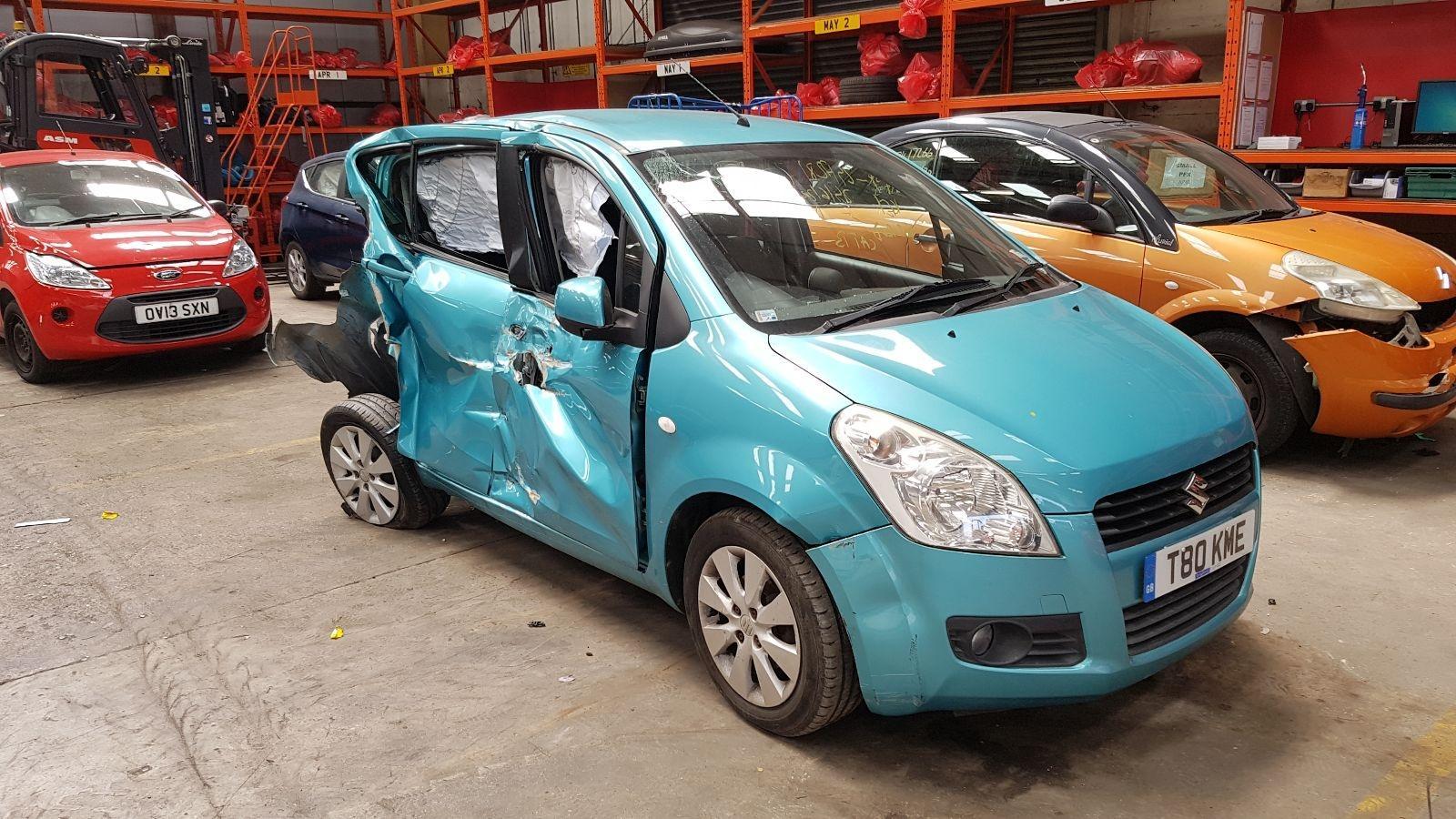 Image for a Suzuki Splash 2008 5 Door Hatchback