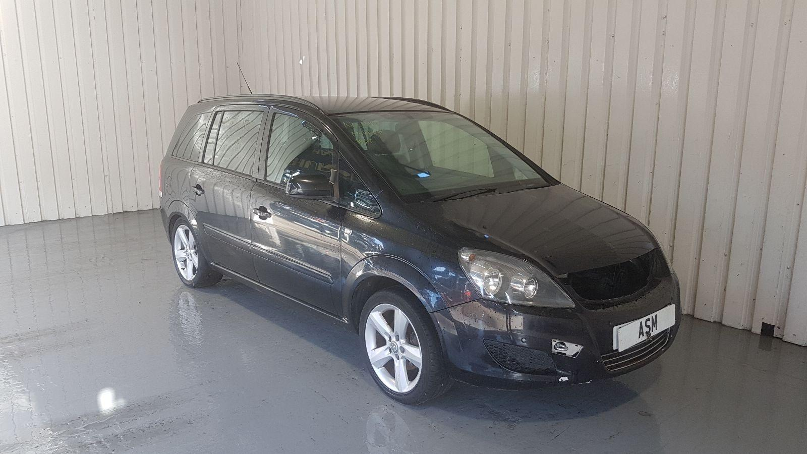 Image for a Vauxhall Zafira 2013 5 Door Bodystyle.mpv