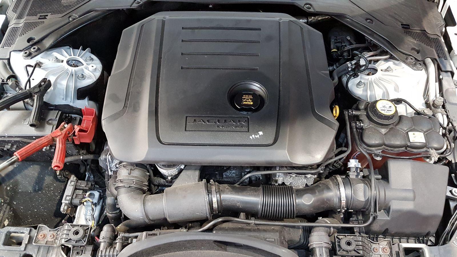 View Auto part Engine Jaguar Xf 2016