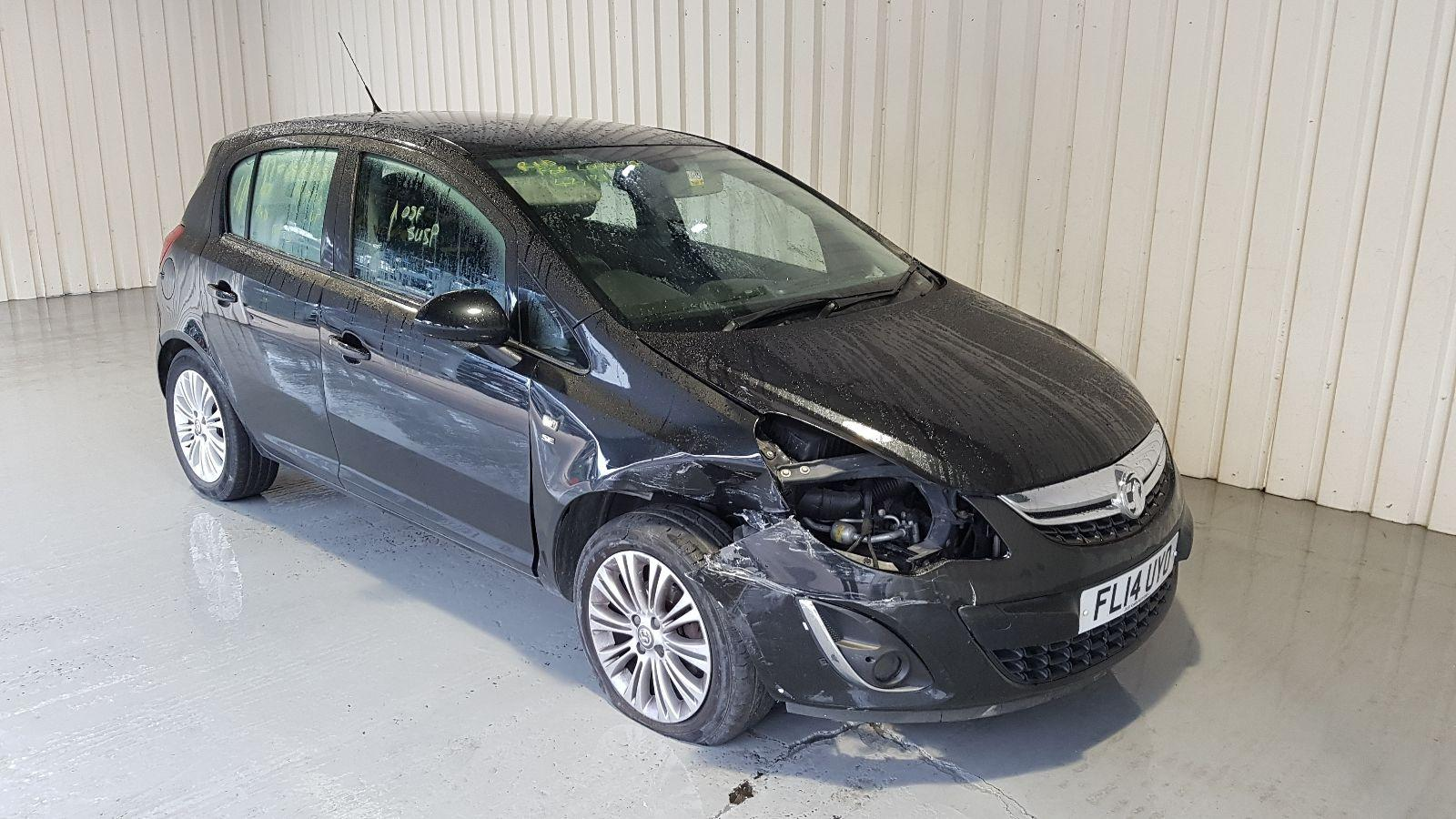 Image for a Vauxhall Corsa 2014 5 Door Hatchback