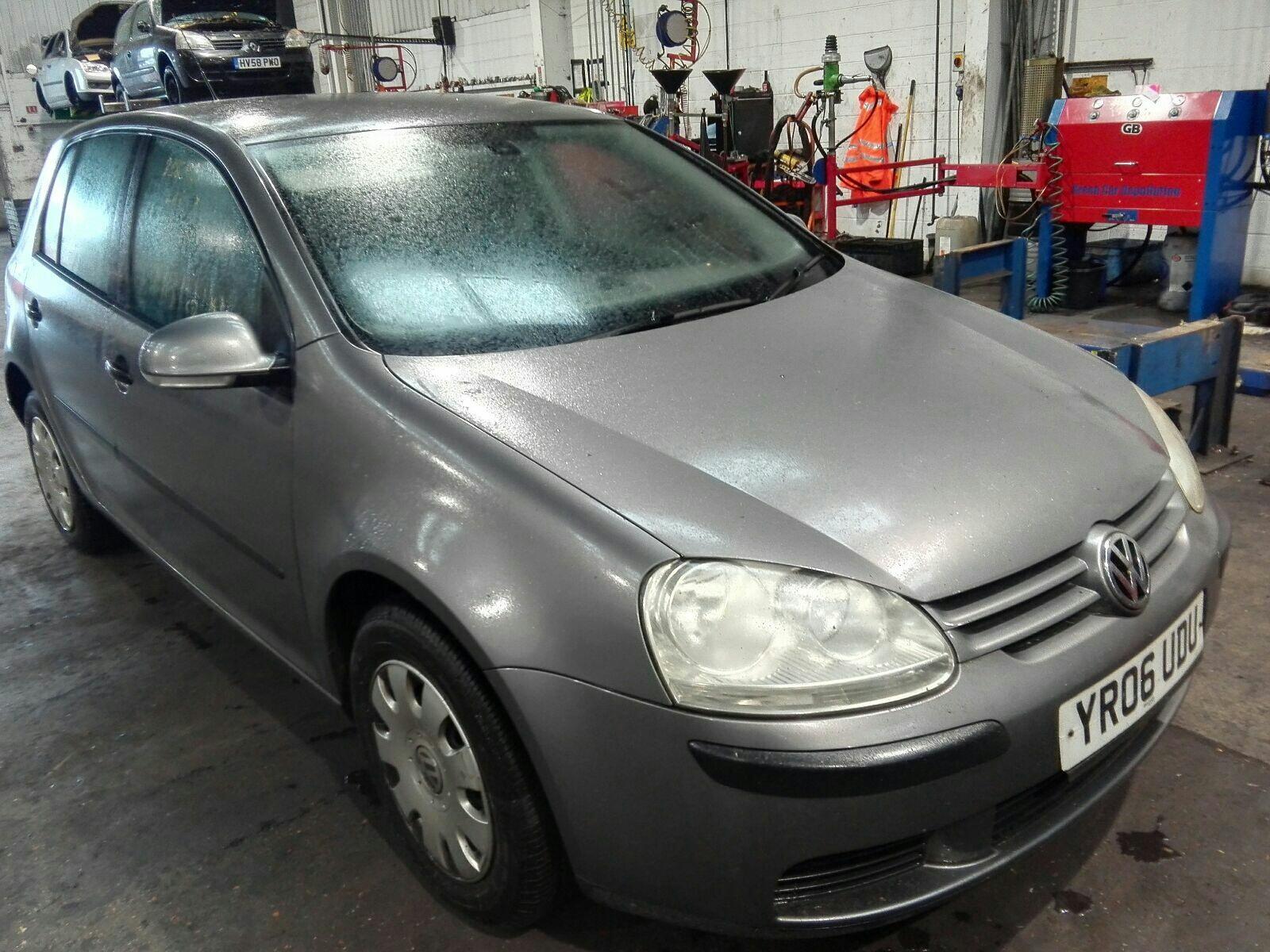 Image for a Volkswagen Golf 2006 5 Door Hatchback