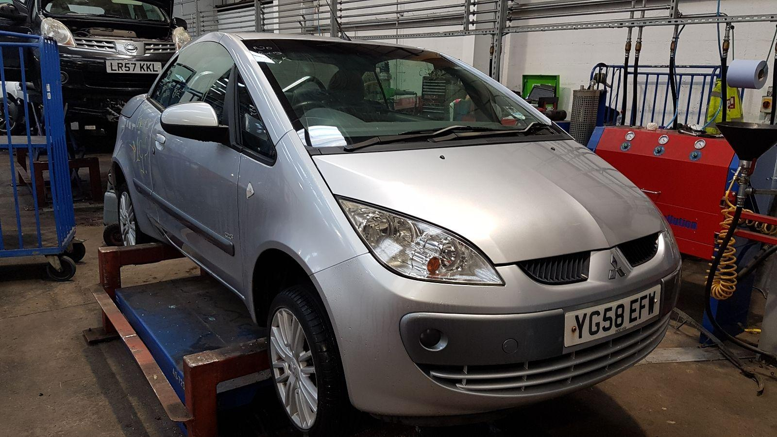 Image for a Mitsubishi Colt Czc 2008 2 Door Unknown