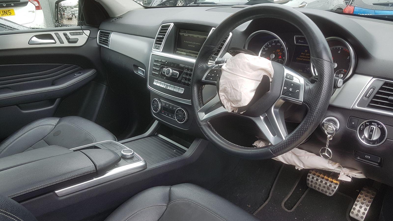 View Auto part Mercedes M Class 2015 5 Door Estate