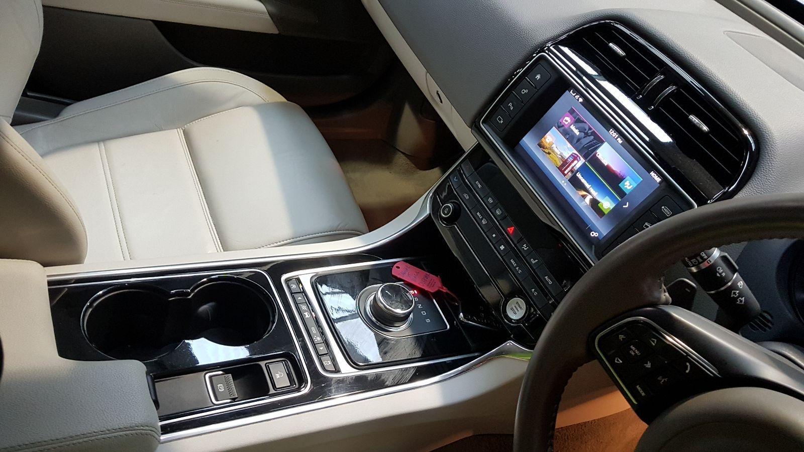 View Auto part Jaguar Xe 2017 4 Door Saloon