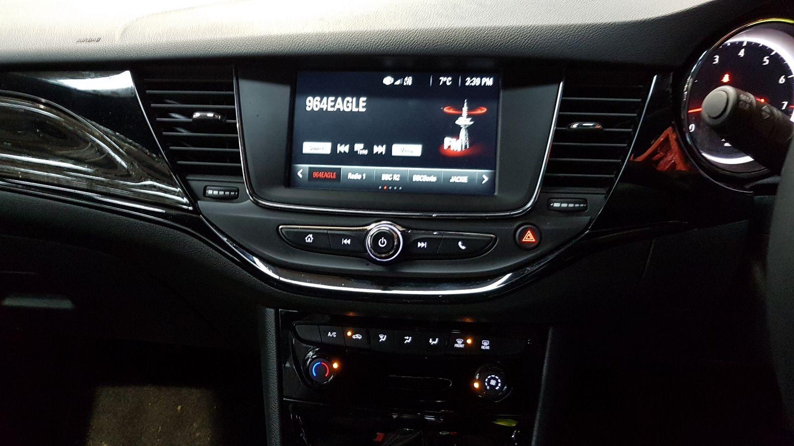 View Auto part Vauxhall Astra 2017 5 Door Hatchback