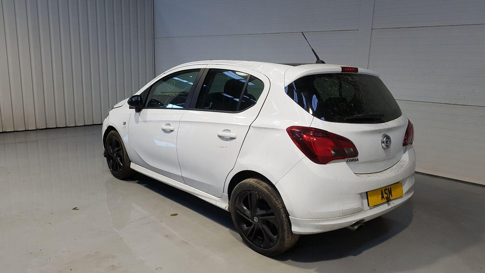 View Auto part Vauxhall Corsa 2015 5 Door Hatchback