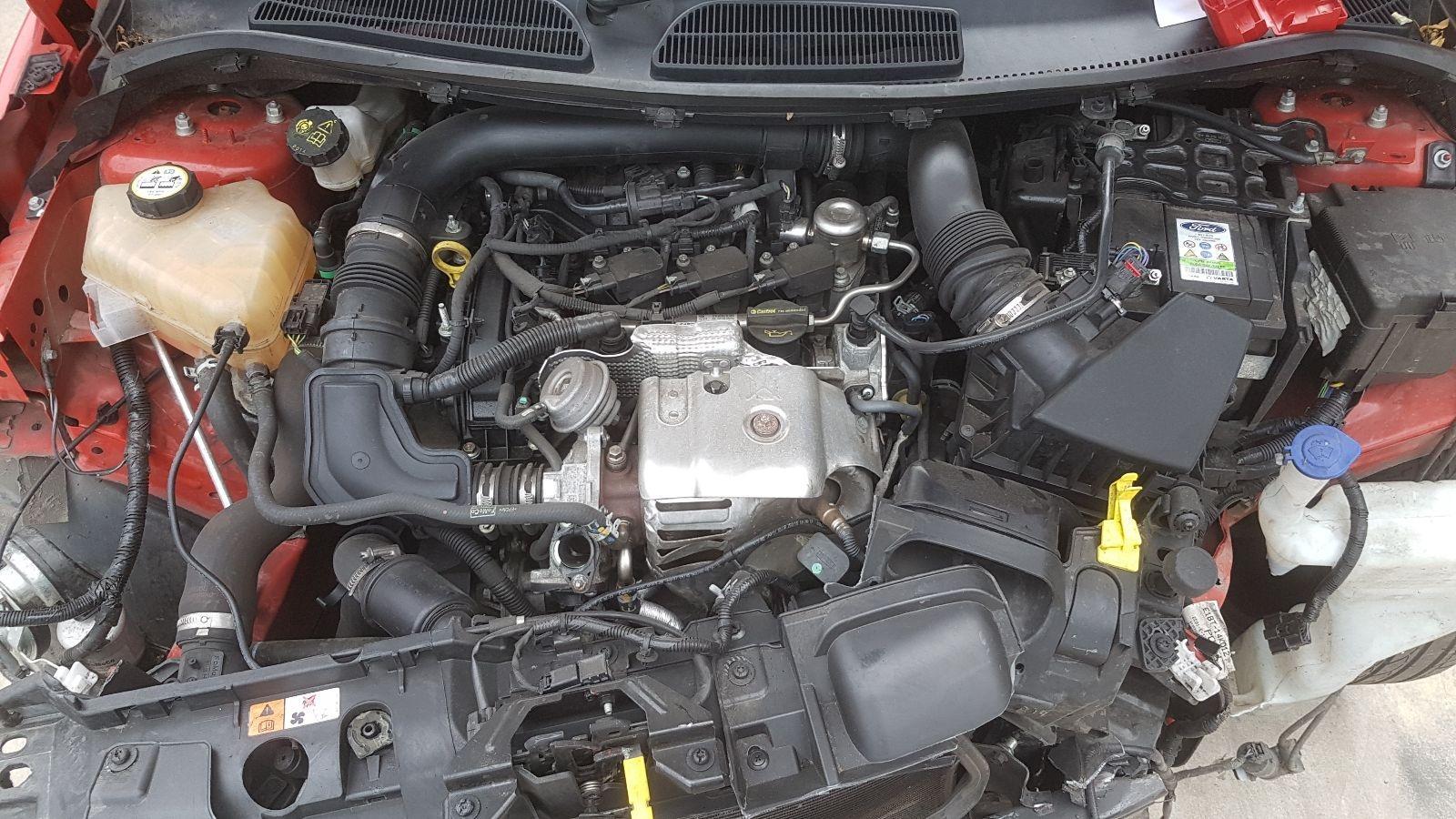 View Auto part Ford Fiesta 2015 3 Door Hatchback