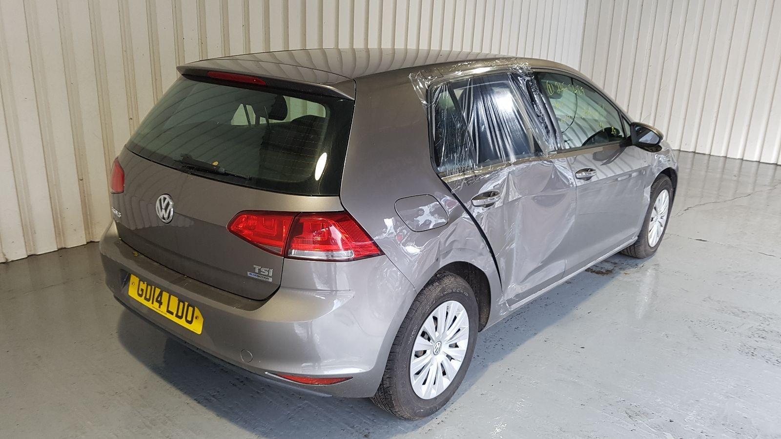 View Auto part Volkswagen Golf 2014 5 Door Hatchback