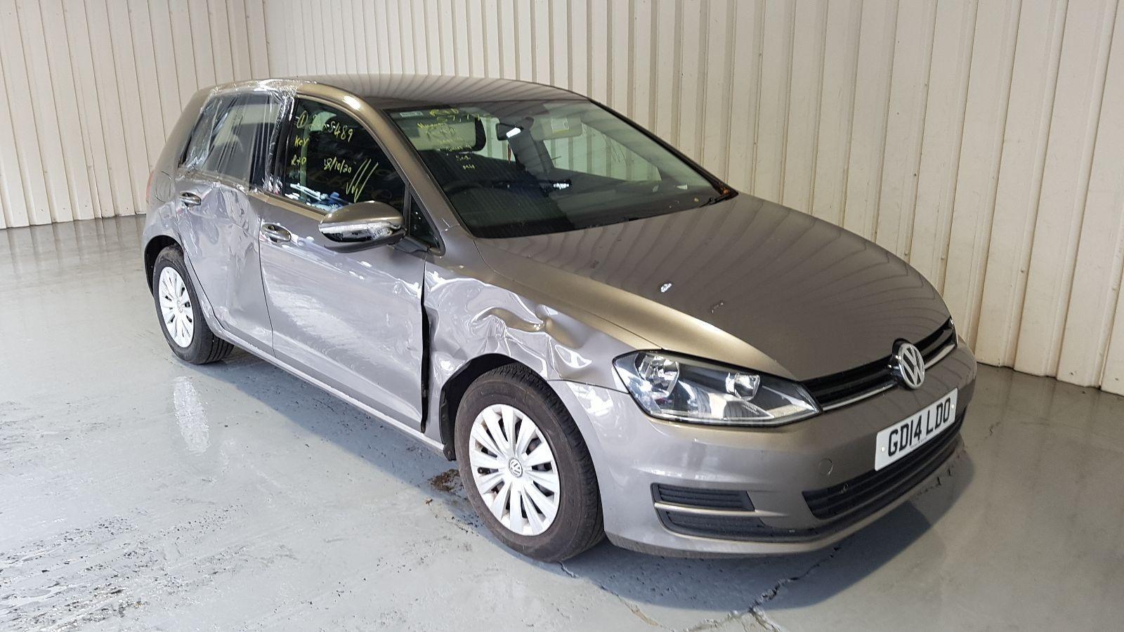Image for a Volkswagen Golf 2014 5 Door Hatchback