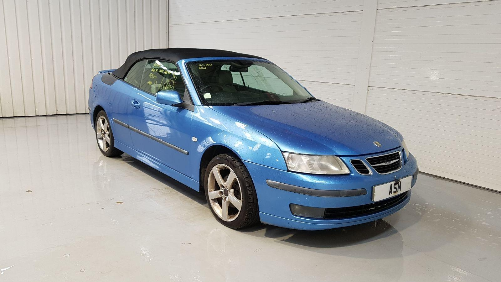 Image for a Saab 93 2006 2 Door Unknown