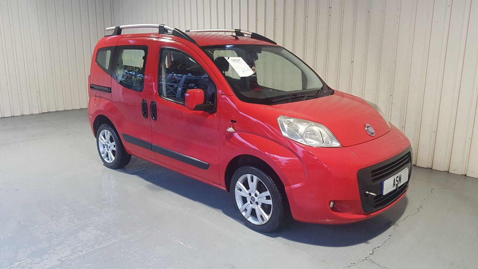 Image for a Fiat Qubo 2009 5 Door Bodystyle.mpv