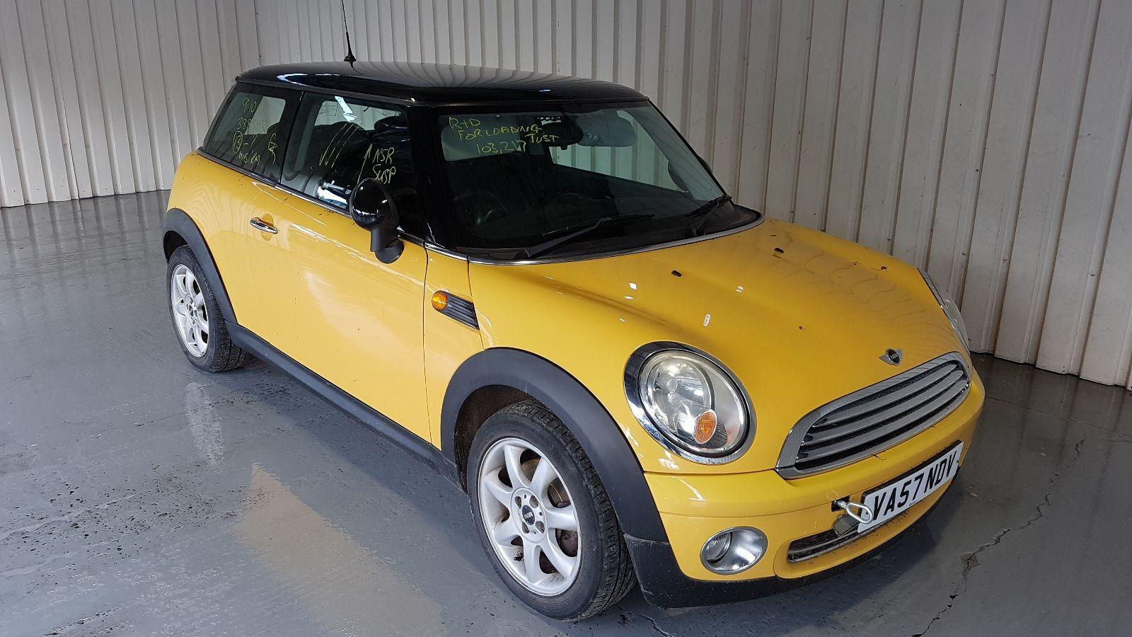 Image for a Mini (bmw) Mini 2007 3 Door Hatchback