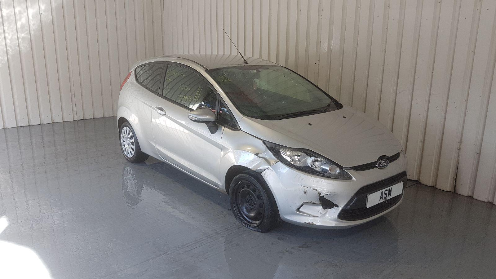 Image for a Ford Fiesta 2012 3 Door Hatchback