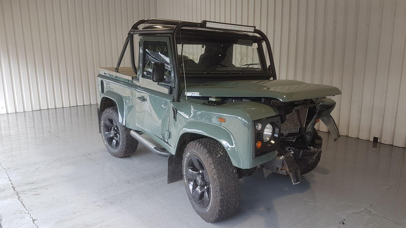 Image for a Land Rover Defender 2007 2 Door Pickup