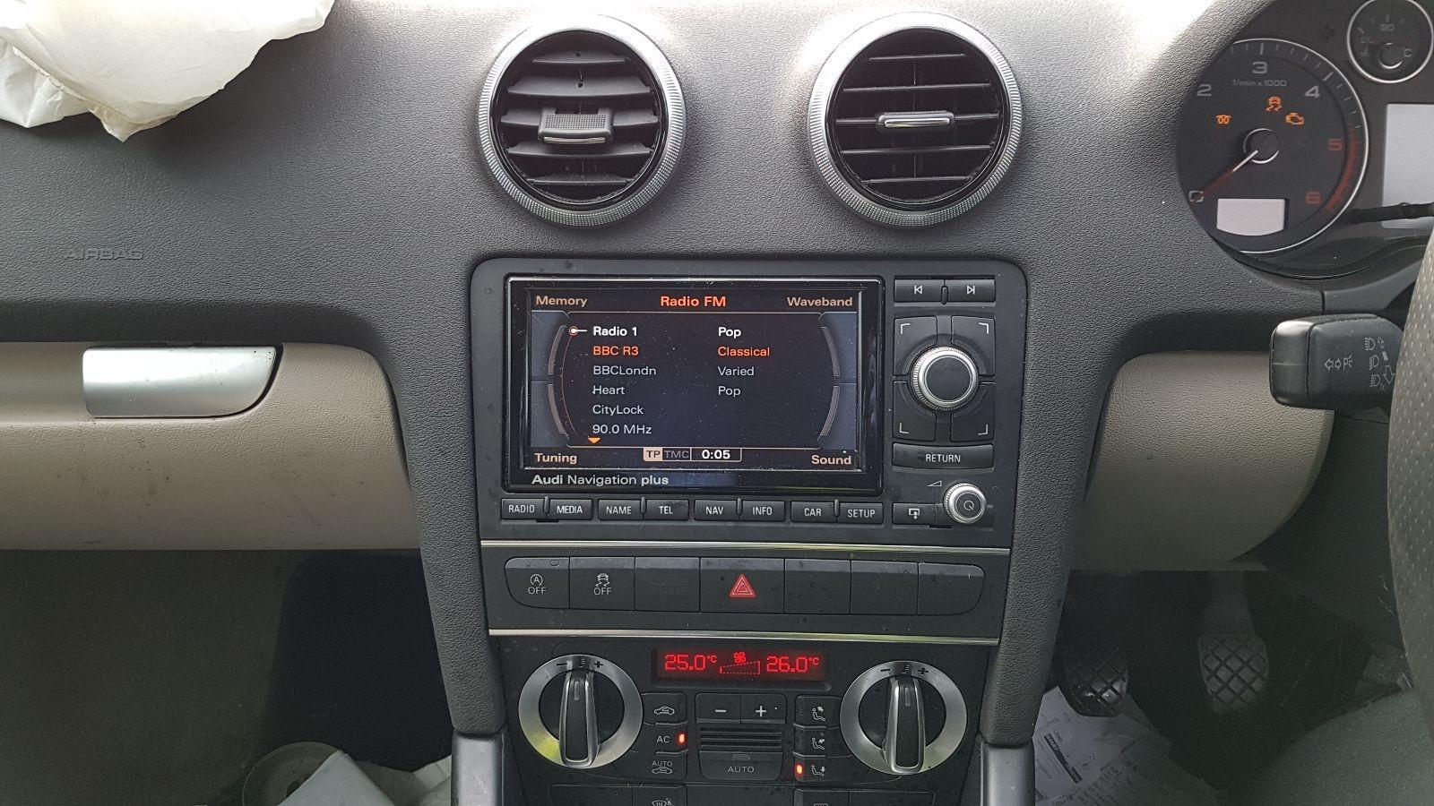 View Auto part RF Door Window Audi A3 2012