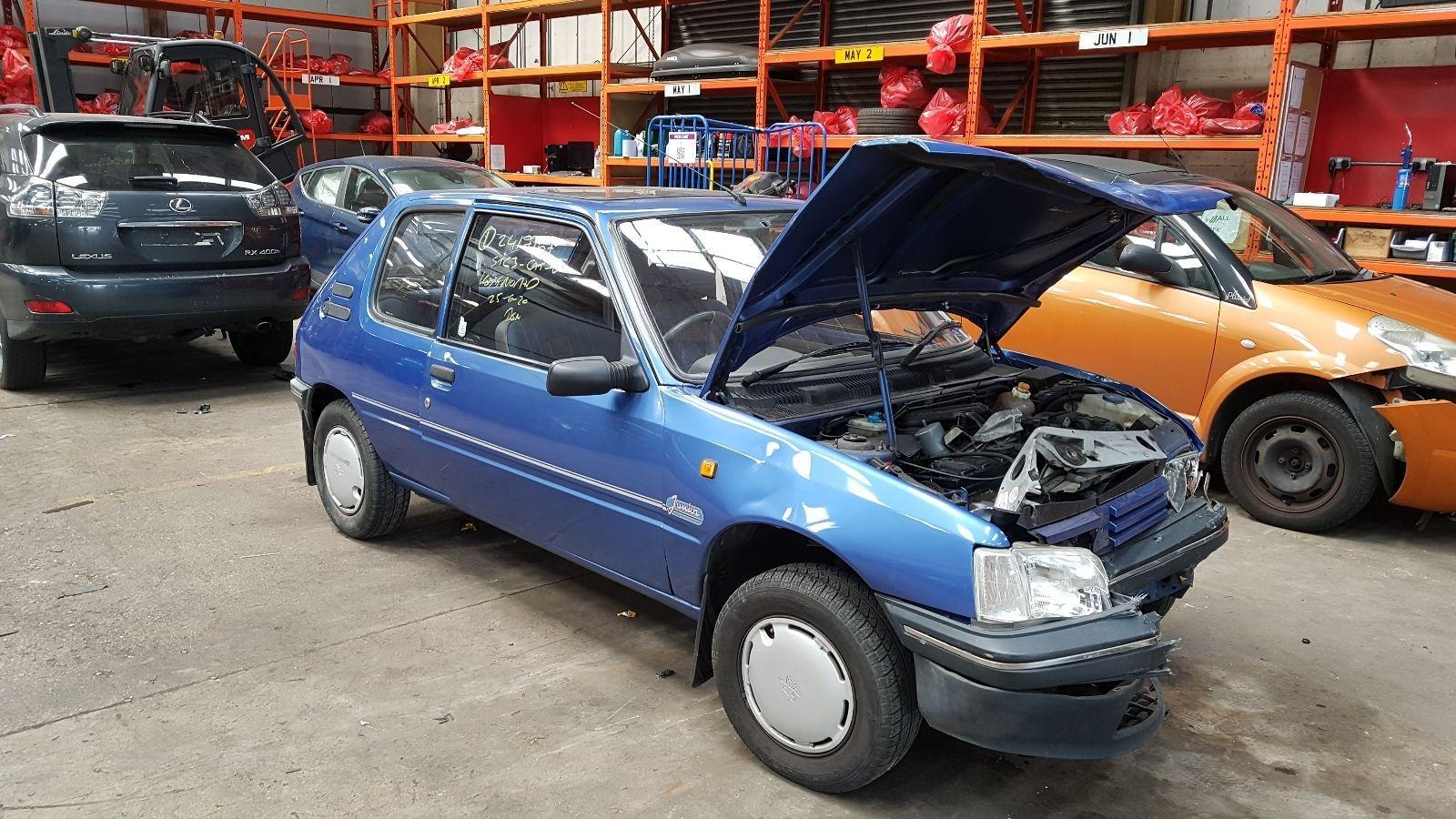 Image for a Peugeot 205 1993 3 Door Hatchback