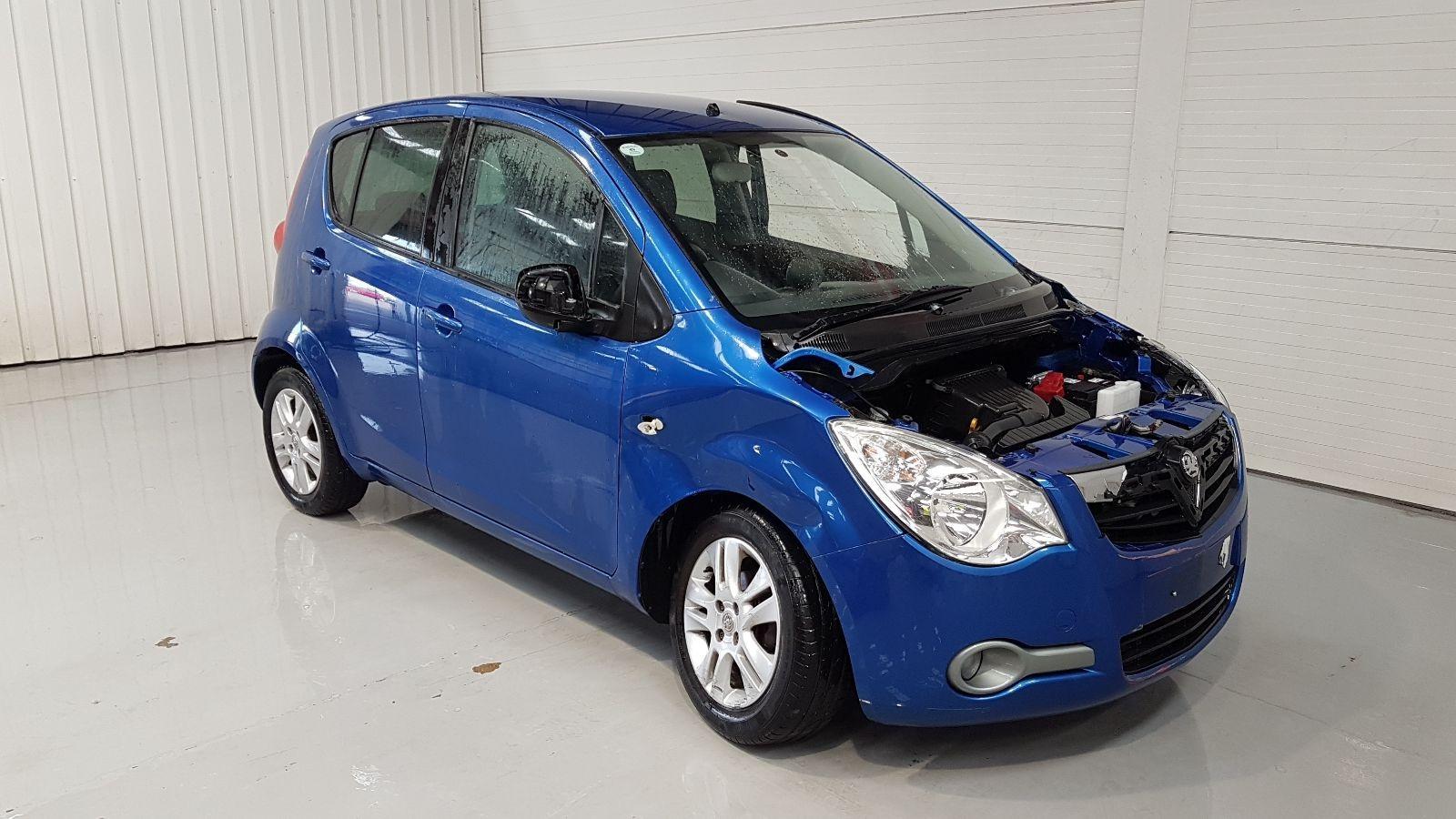 Image for a Vauxhall Agila 2012 5 Door Hatchback