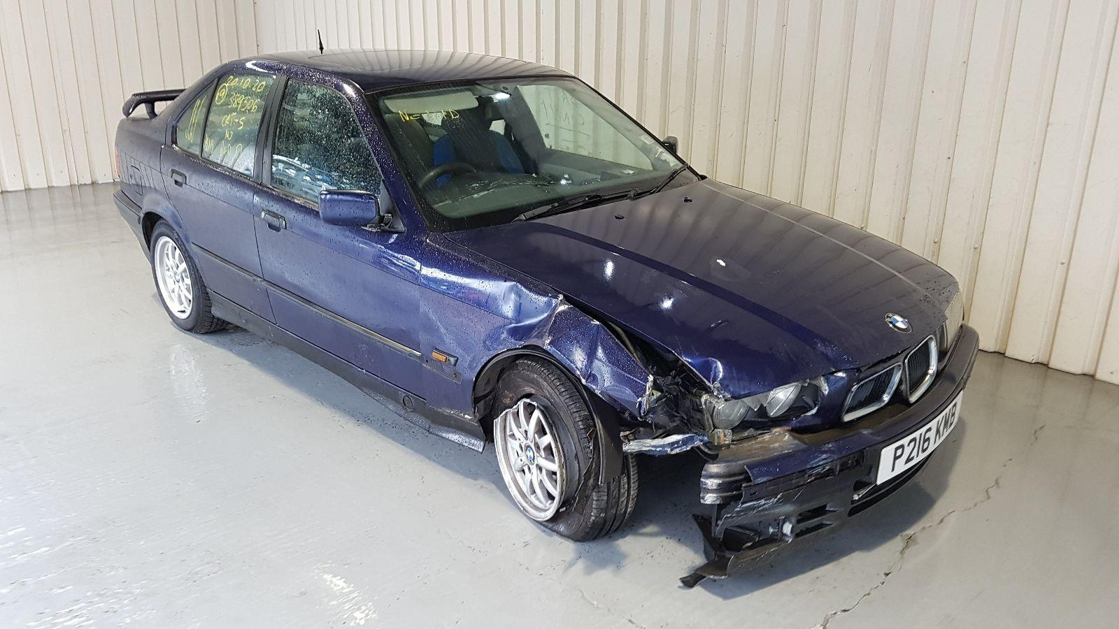 Image for a Bmw 3 Series 1996 4 Door Saloon