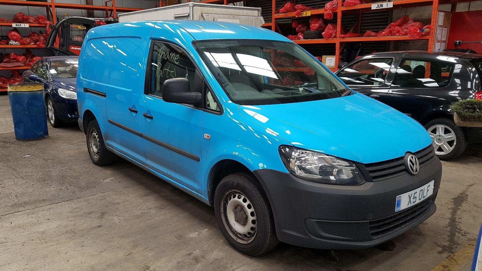 Image for a Volkswagen Caddy 2011 Unknown Van