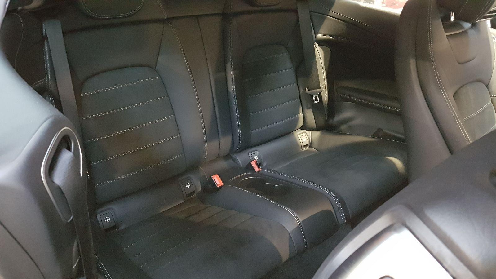 View Auto part Mercedes C Class 2019 2 Door Bodystyle Convertable
