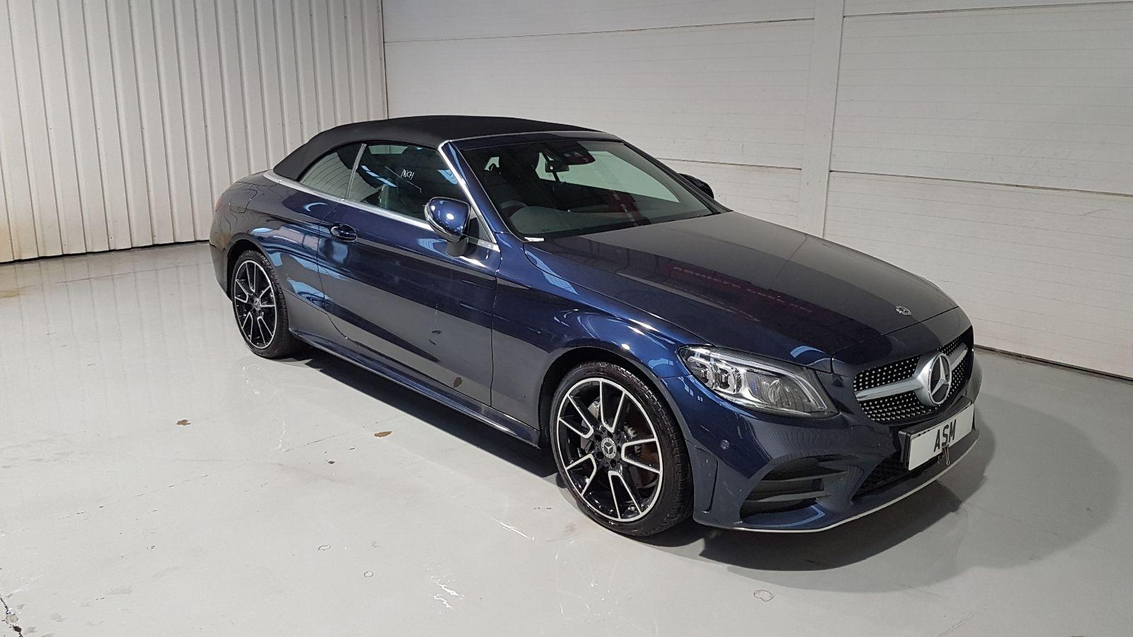Image for a Mercedes C Class 2019 2 Door Bodystyle Convertable