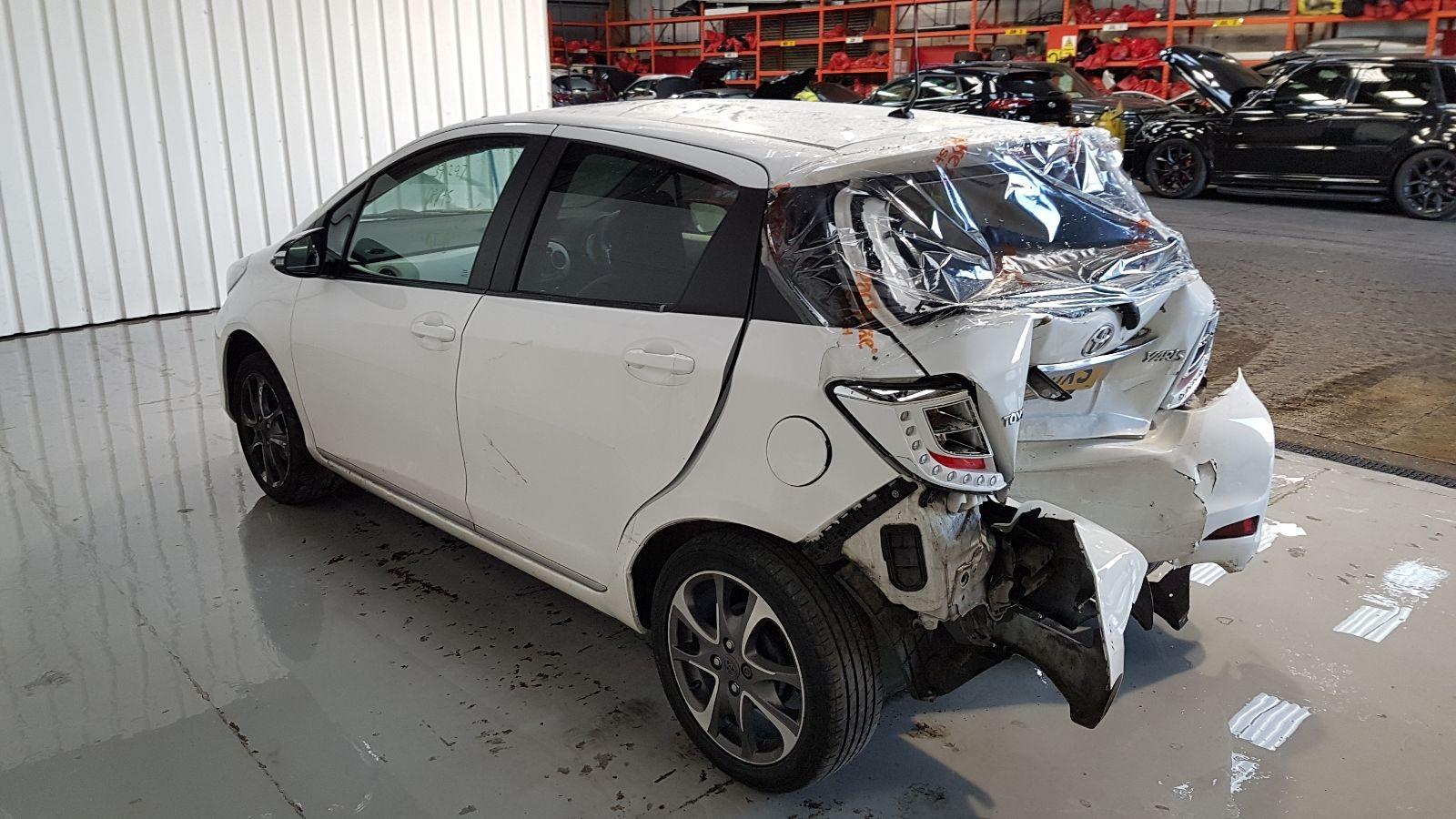 View Auto part Toyota Yaris 2013 5 Door Hatchback