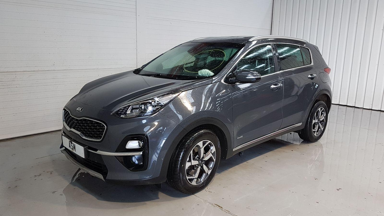 View Auto part Kia Sportage 2018 5 Door Estate