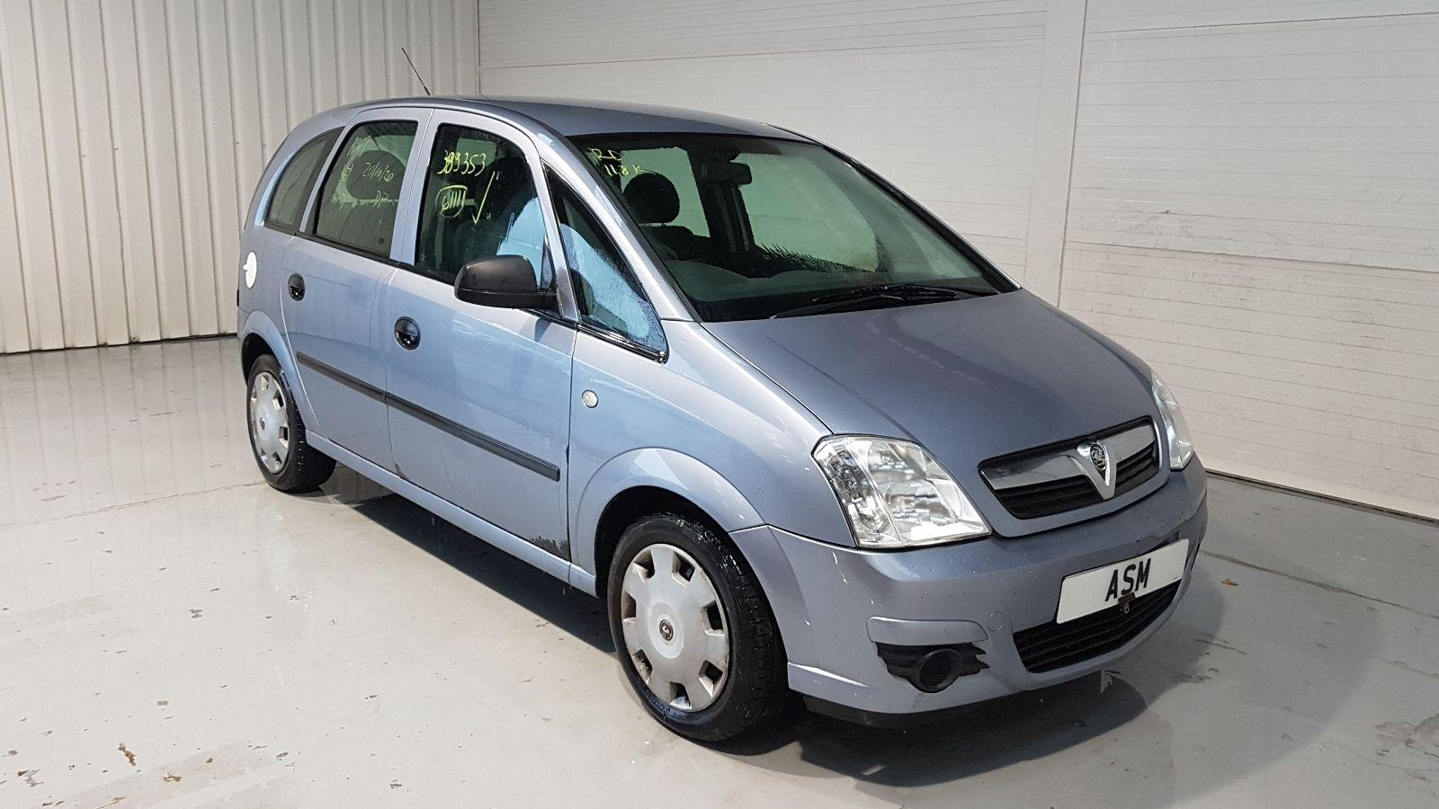 Image for a Vauxhall Meriva 2008 5 Door Bodystyle.mpv