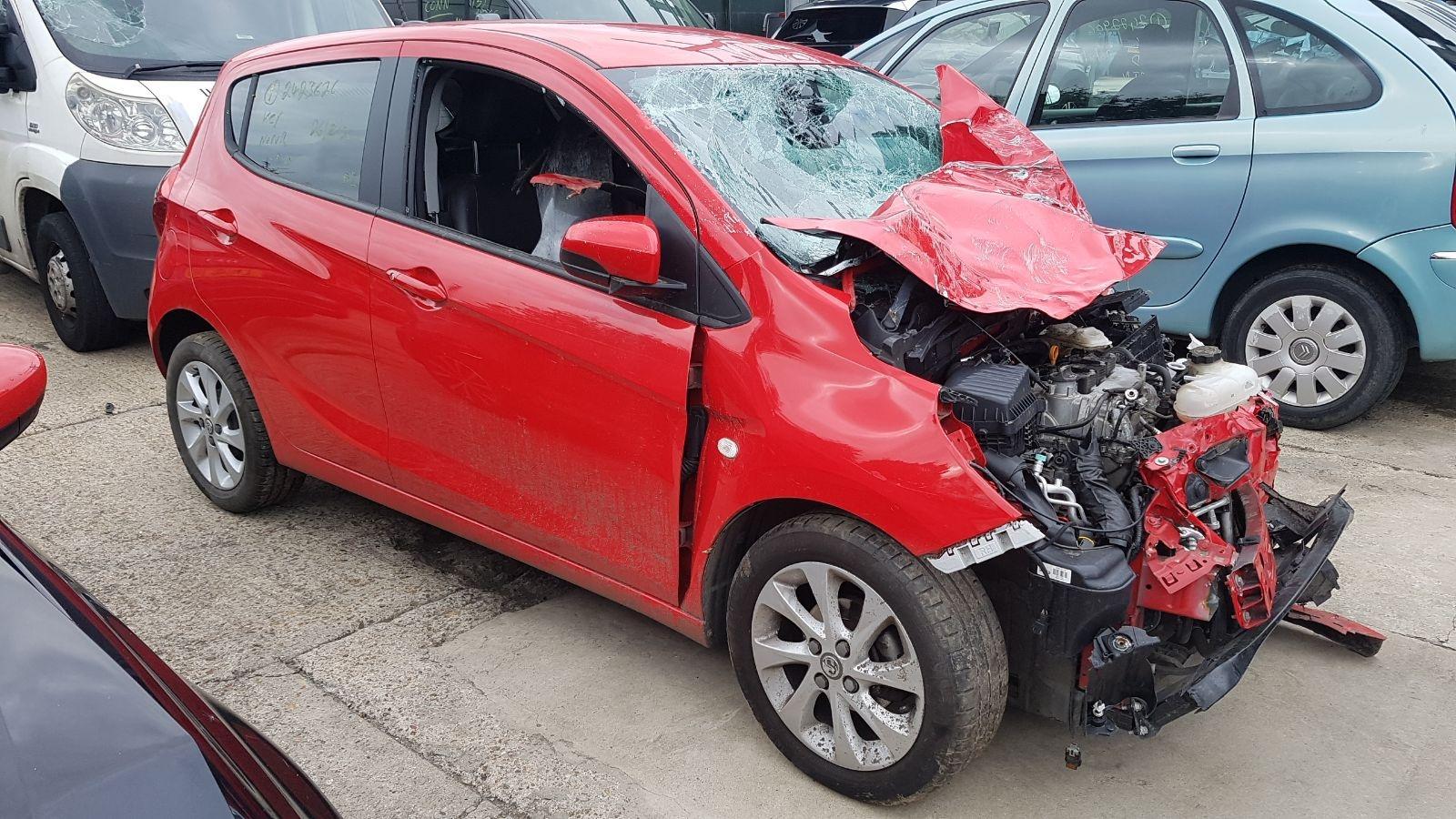 Image for a Vauxhall Viva 2016 5 Door Hatchback