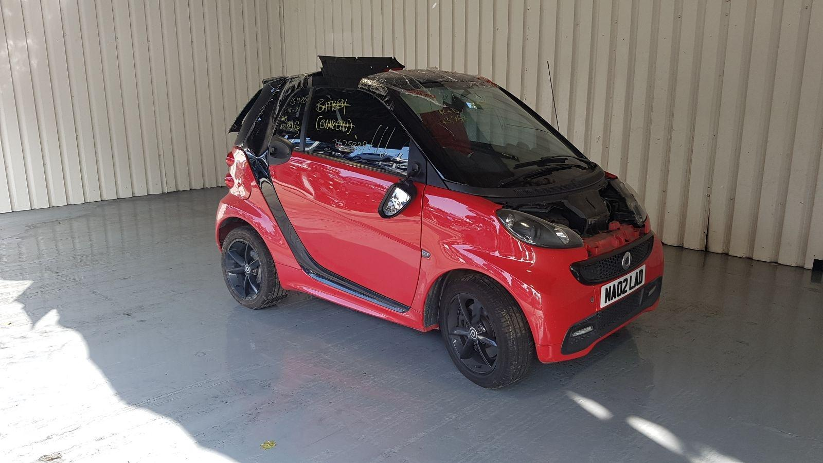Image for a Smart Fortwo; Smartcar 2014 2 Door Coupe
