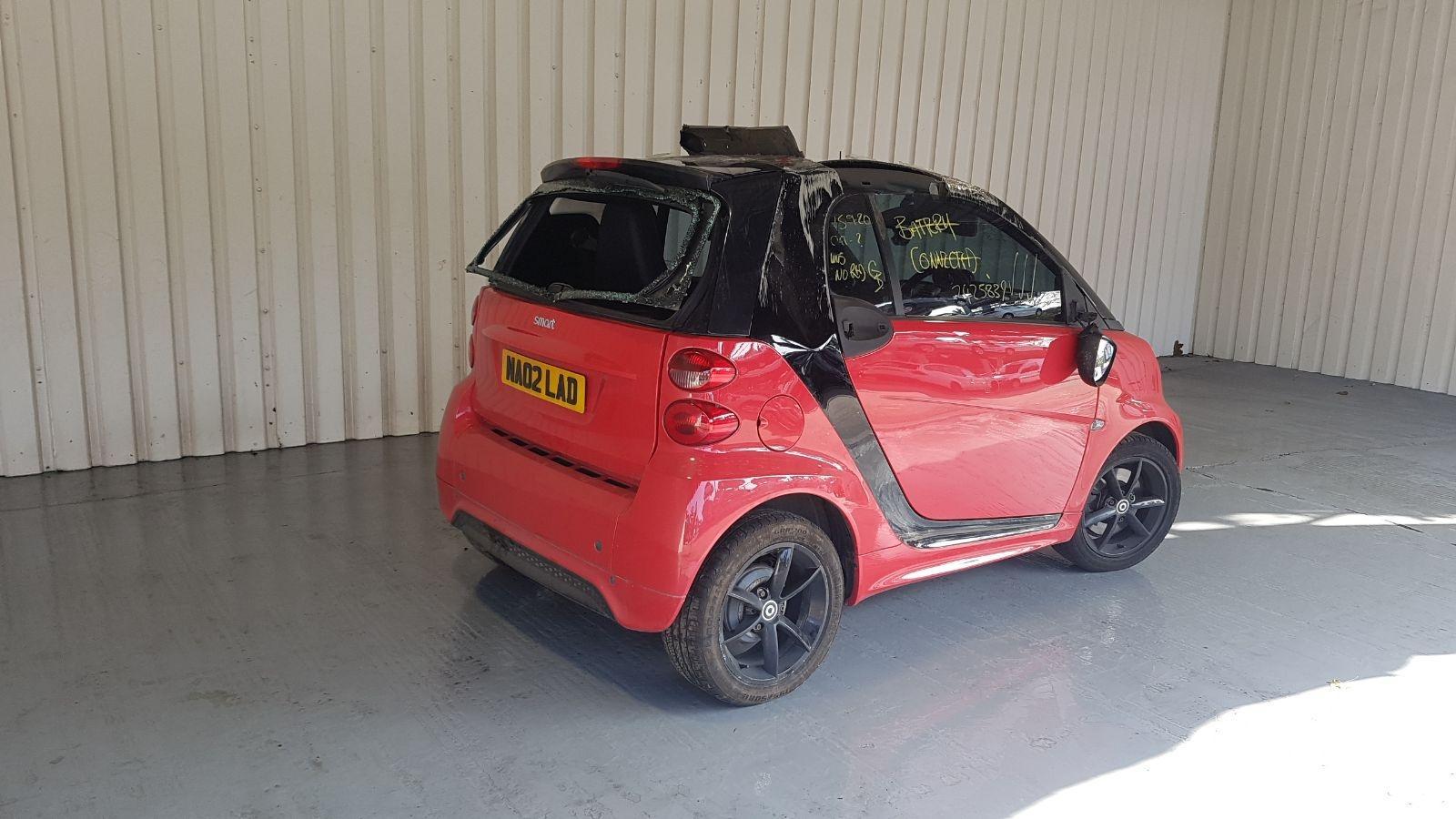 View Auto part Smart Fortwo; Smartcar 2014 2 Door Coupe