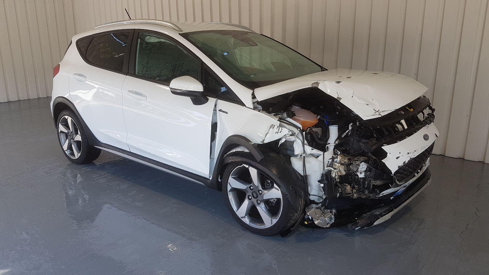 Image for a Ford Fiesta Active 2018 5 Door Hatchback
